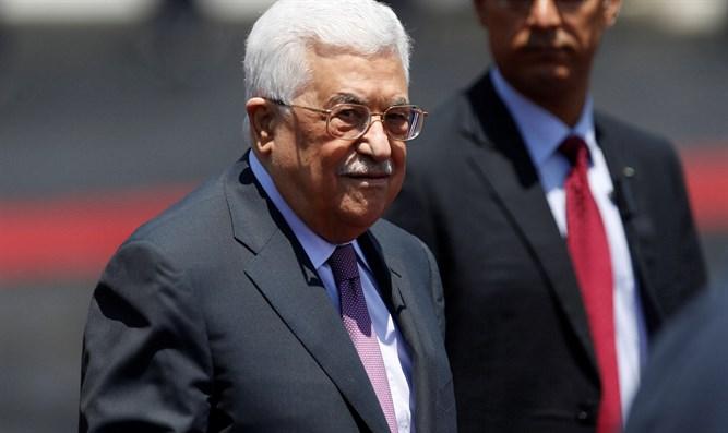 Mahmoud AbbasReuters