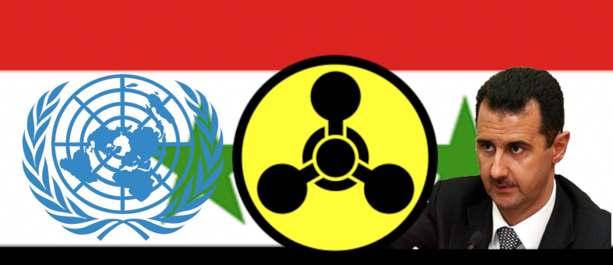 Not A Joke Un Announces Syria To Chair Commission On Chemical