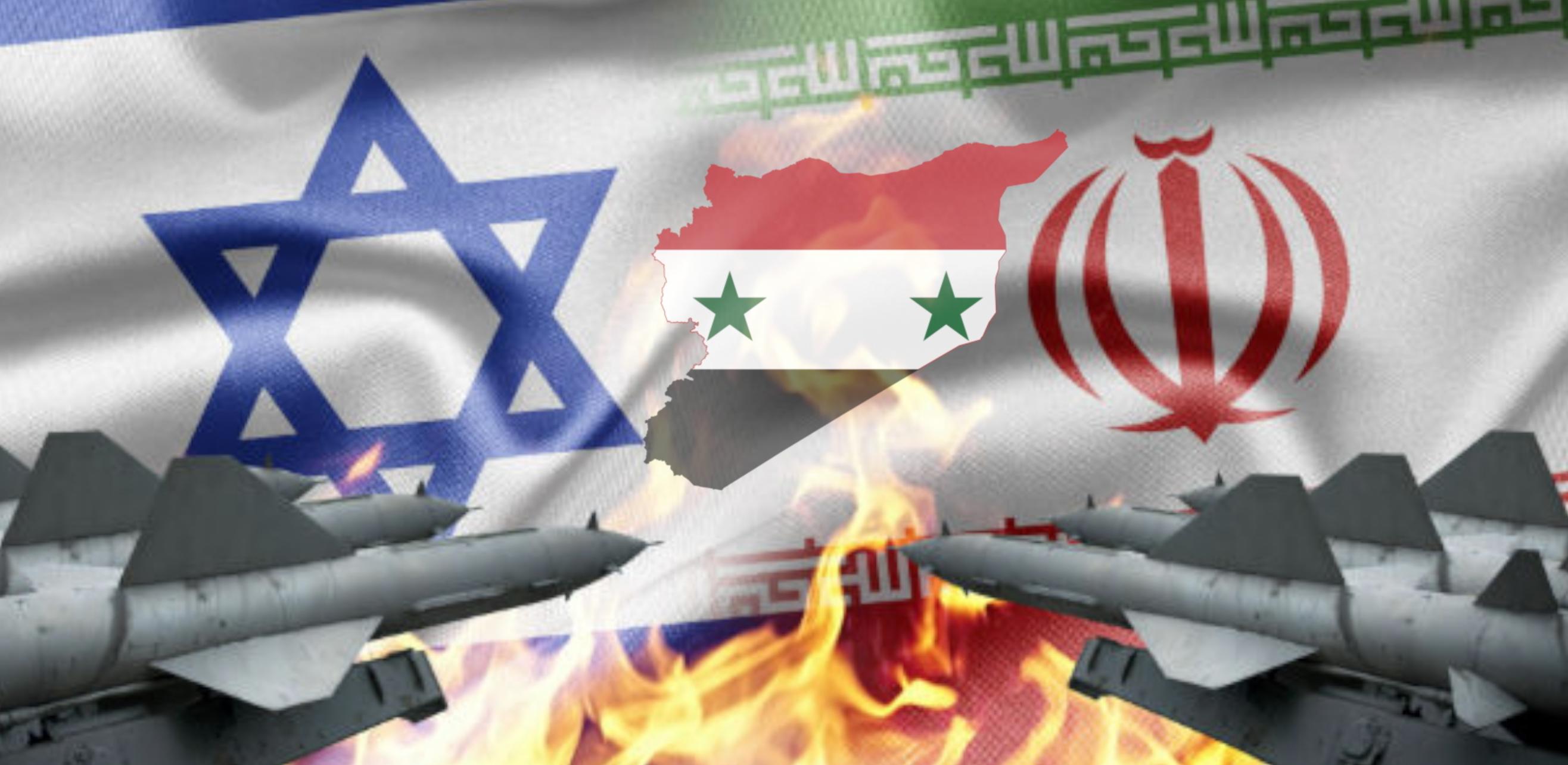 Israel v Iran