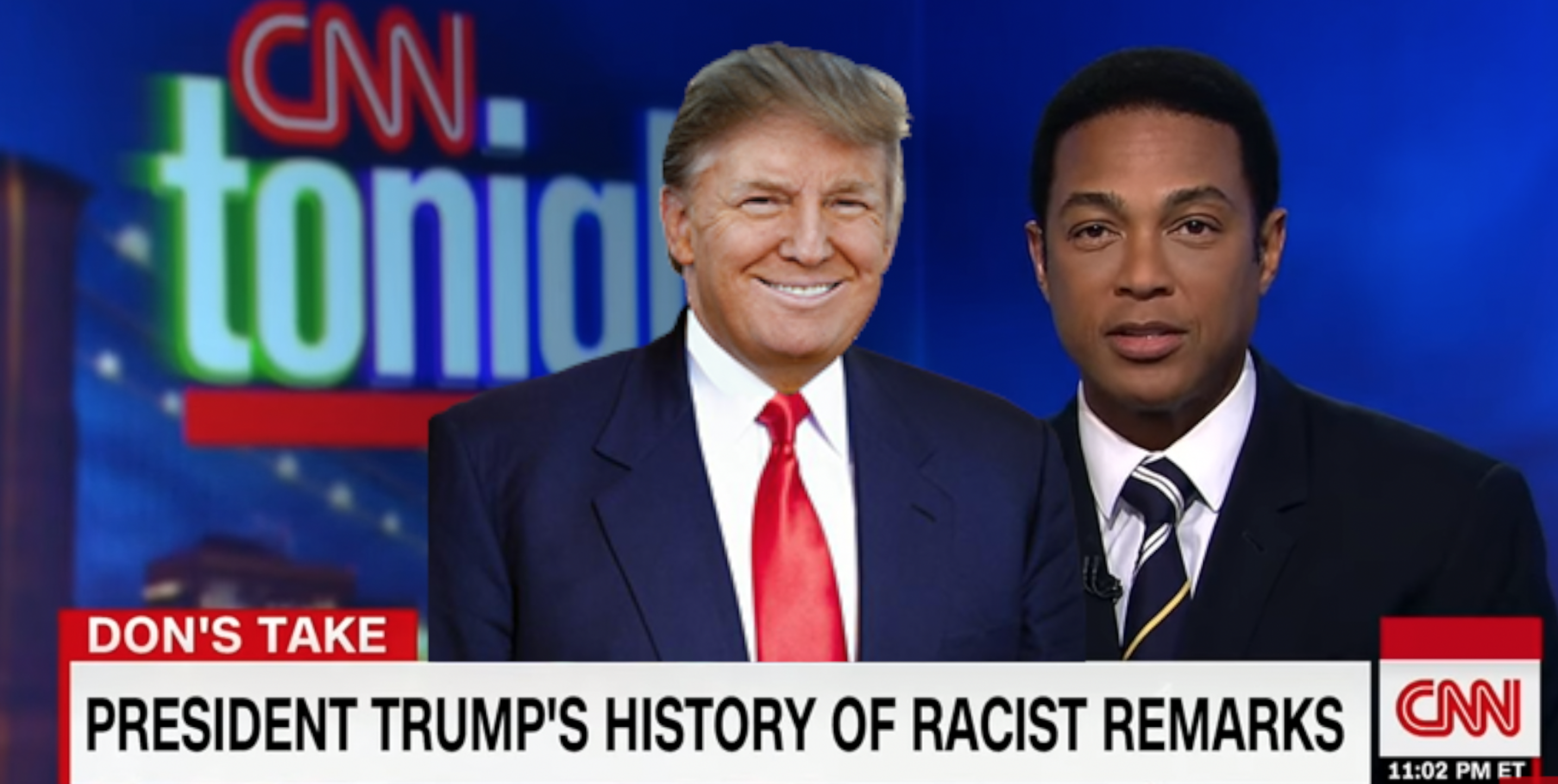 Lemon Obligated To Call Trump Racist