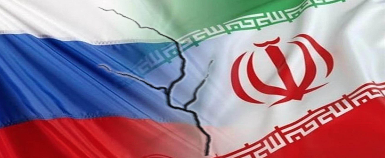 Iran-Russia Cracks