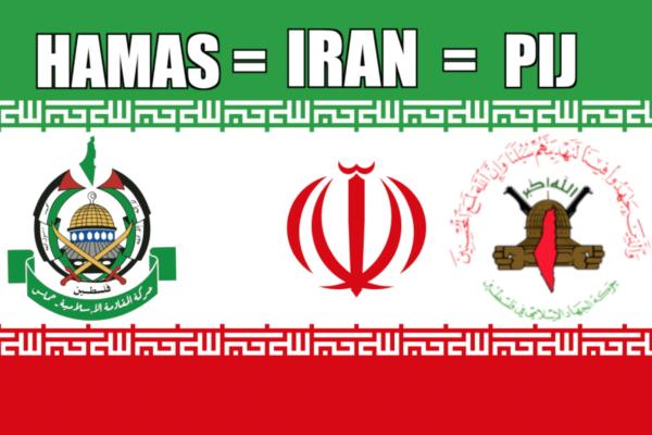 Kedar, Iran & Gaza