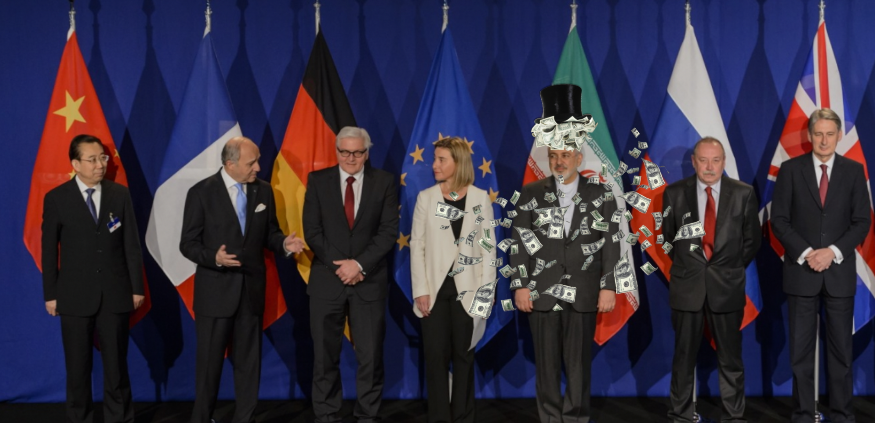 Europe Appeases Iran