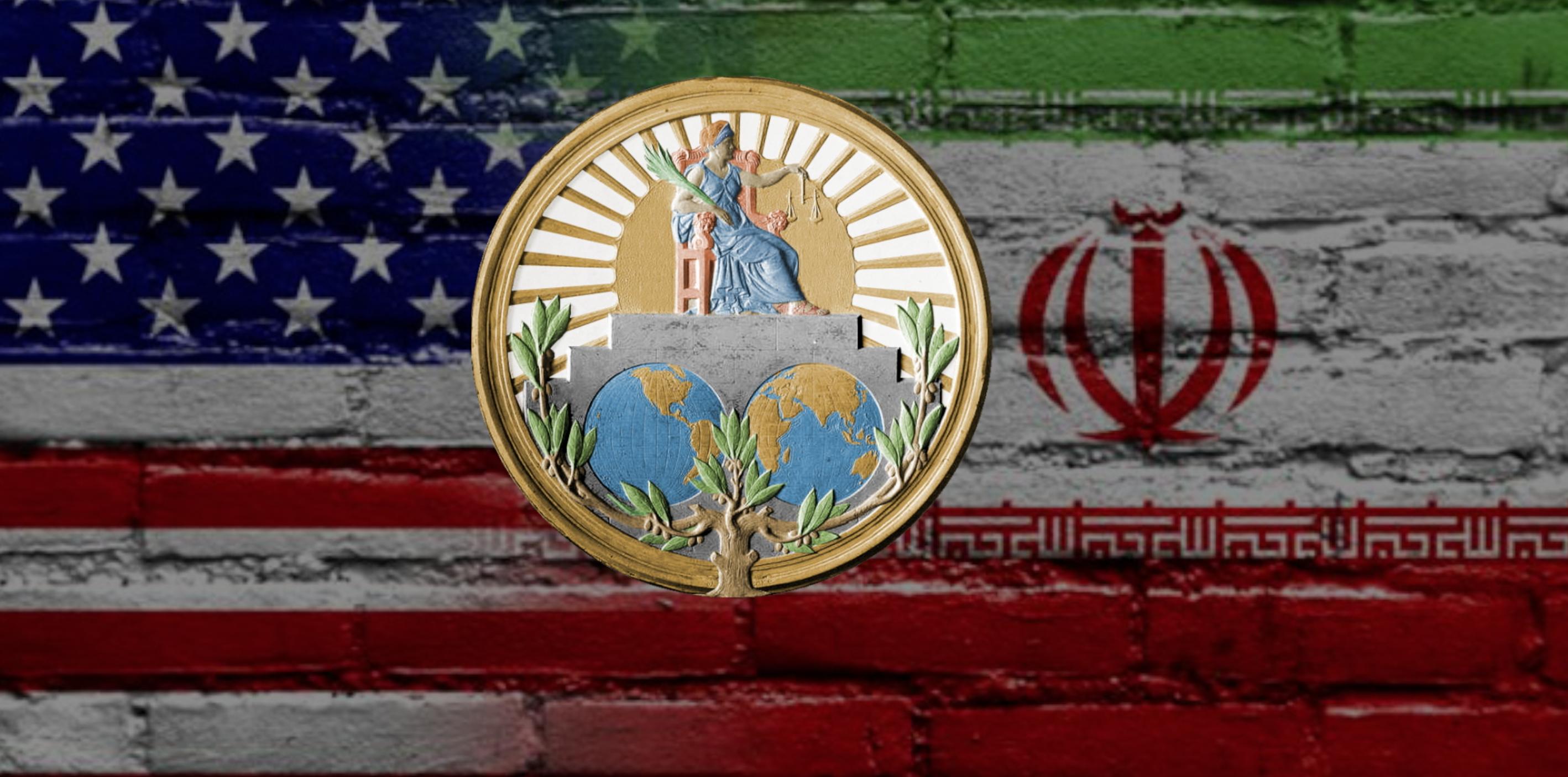 Iran Sues U.S.