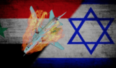Israel Shoots Down Palestinian Fighter Jet