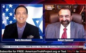 Robert Spencer: America MSM Refuses to Report On Calls For Jihad Against America!