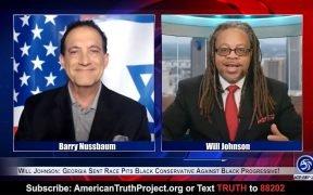 Will Johnson: Georgia Senate Race Pits Black Conservative Against Black Progressive!