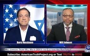 Will Johnson: Trump Will Win In 2024 If the Elections Are Run Fairly!